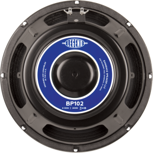 """Speaker - Eminence® Bass, 10"""", Legend BP102, 200 watts"""