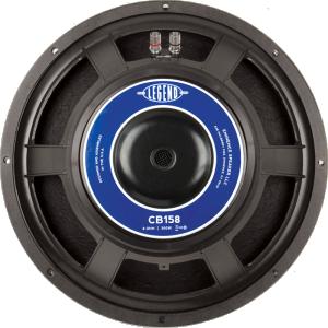 "Speaker - Eminence® Bass, 15"", Legend CB158, 300 watts"