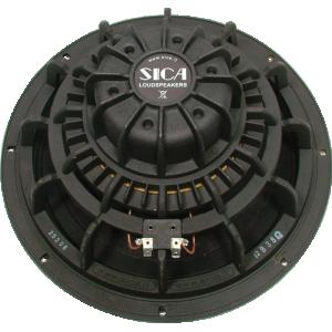 """Speaker - Sica Bass, 12"""", Neodymium PL12B3S, 350W, Aluminum"""