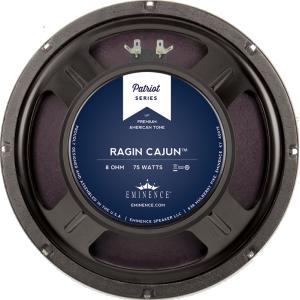 "Speaker - Eminence® Patriot, 10"", Ragin Cajun, 75W"