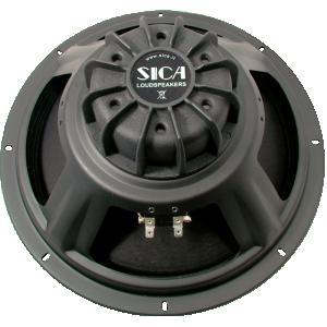 SL12B3P, Sica Neodymium Bass with steel frame - 8 ohm