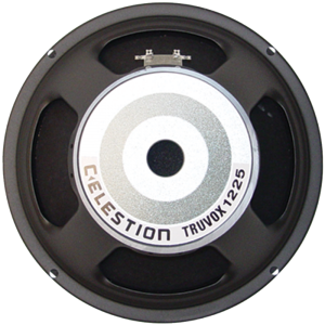 "Speaker - Celestion, 12"", T.F. Series 1225, 500W"