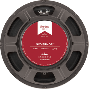 "Speaker - Eminence® Redcoat, 12"", The Governor, 75W, 16 ohm"