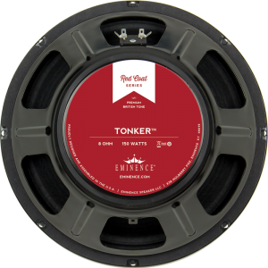 "Speaker - Eminence® Redcoat, 12"", The Tonker, 150 watts, 16 ohm"