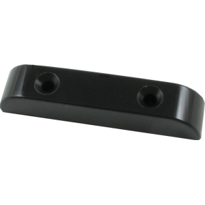 Thumb rest, Fender® for P-Bass and J-Bass, black