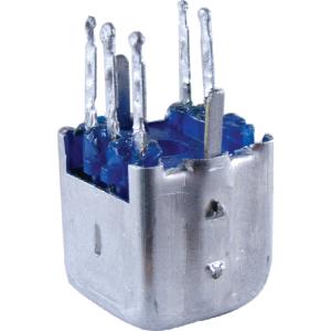 Transformer - IF, 455 KC Blue Cap, Mixer