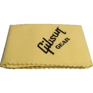 Polish Cloth, Gibson® logo