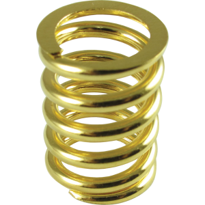 """Guitar Part - Bigsby, Tension Spring, 1"""" Gold"""