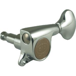 Gotoh Mini 510 Chrome Tuners (6-in-a-line)