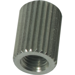 Anchor Bushings, Kluson, .750 in, Pkg/2, Clear Zinc