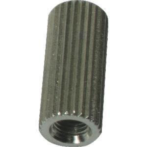 Anchor Bushings, Kluson, 1.188 in, Pkg/2, Clear Zinc