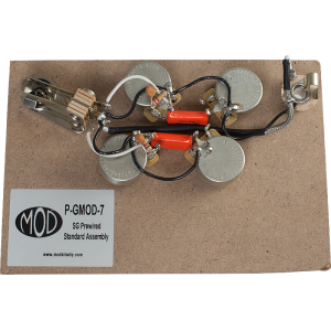 Prewired Assembly - MOD®, Vintage Series, SG Standard