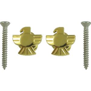 Strap locks - Grover, Eagle, gold