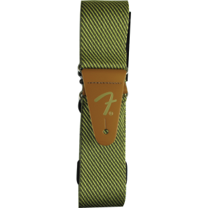 "Guitar Strap - Fender, 2"", Vintage, Tweed"
