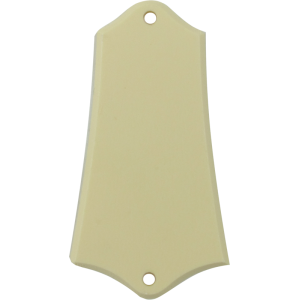 Truss Rod Cover - Fits Gibson, Cream