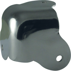 Corner - Steel, 3-Hole, 18 Gauge