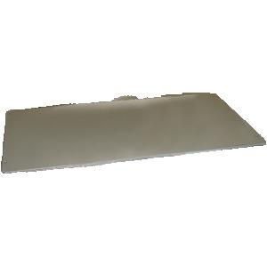 "Cover Plate, Hammond, 20 Gauge Steel, 16"" x 8"""