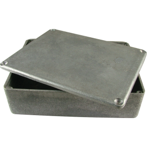 Chassis Box - Made in Taiwan, Diecast Aluminum