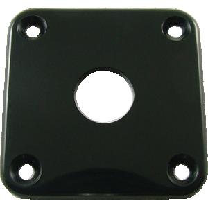 Jack plate, Gibson® black plastic