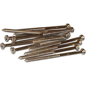 Screws for Chassis Straps, 8-32 X 3 1/4, package of 12
