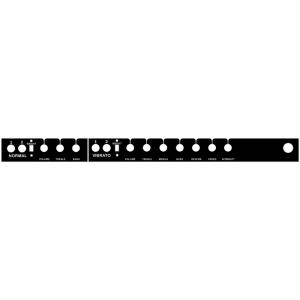 Panel - for Super Reverb