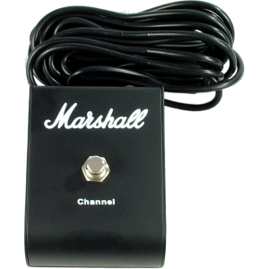 Footswitch (P801), Original Marshall, One Button (Channel)