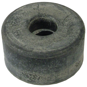 """Foot - Rubber, 1.5"""" x .75"""", with Metal Washer"""