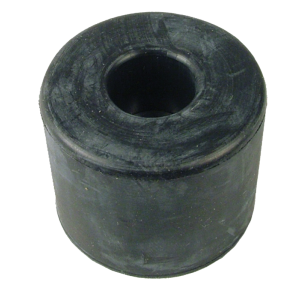 "Foot - Rubber, 1.5"" x 1.1875"", with Metal Washer, Single"