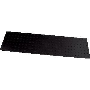 "Turret Board - Blank, 189 Holes, 10-1/8"" x 2-5/8"""