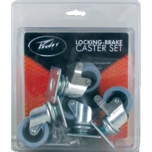 Caster - Peavey, Locking Brake