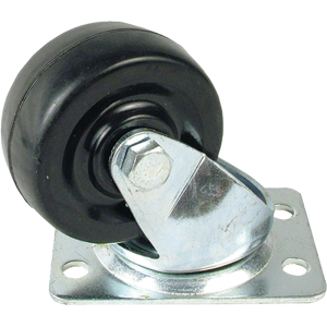 "Caster - Wheel, 2"", 4 Screw Mount"