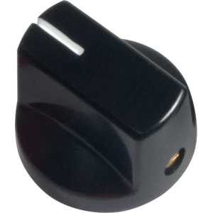 Knob - Small, Indicator Line