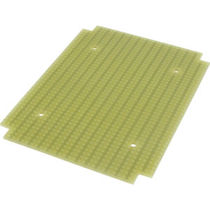 ProtoBoard - Fits 1590BB, 1 sided, 2-hole strips