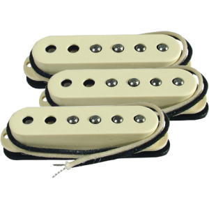 Pickup - Fender, '57/'62 Strat single coil, set of 3.