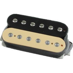 Pickup, Gibson® 496R Hot Ceramic Humbucker, zebra neck