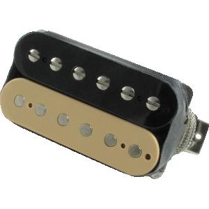 Pickup - Gibson®, Burstbucker #1 Alnico II humbucker, zebra
