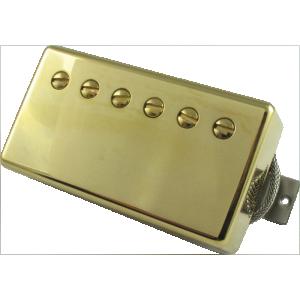 Pickup, Gibson® Burstbucker Pro, Alnico 5 humbucker neck, gold