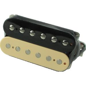 Pickup, Gibson® 490R modern Alnico II humbucker, zebra neck