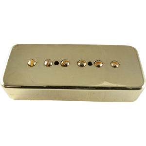 Pickup - Kent Armstrong, Stealth 90 - Noiseless P90 Bridge, Gold, Metal Cover