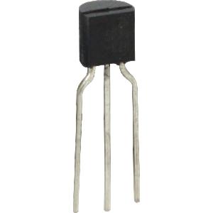 Transistor - 2N5088TAR, Bipolar, General Purpose