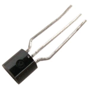 Transistor - 2N5400, PNP General Purpose Amp, 120V, 20MA, TO-92 Case