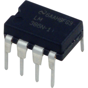 Integrated Circuit - LM386N-1/NOPB