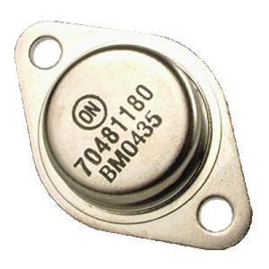 Transistor - NPN 140V Driver, SJ-81180, 180V, 1A, TO-3 Case