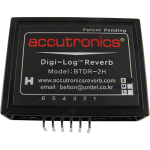 Reverb Module - Accutronics Digi-Log Mini, Horz. Mount, Short