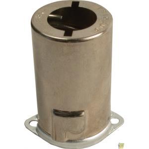 """Tube Shield - 9 Pin Miniature, 1-1/2"""" Tall with Bayonet Base"""