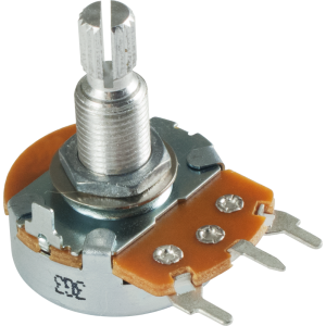 Potentiometer - Alpha, Linear, PC Mount, for Marshall