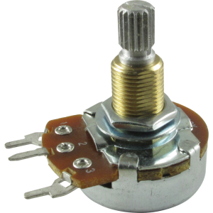 Potentiometer - 100K Linear, Marshall, PC Mount