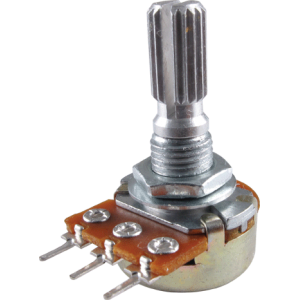 Potentiometer - 220K Linear, Marshall, 16mm