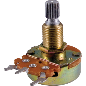 Potentiometer - 220K Linear, Marshall, PC Mount