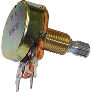 Potentiometer - 22K Linear, Marshall, PC Mount